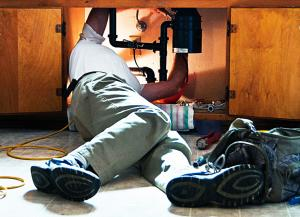The Contractors at Our San Diego Plumbing Service Install Garbage Disposals