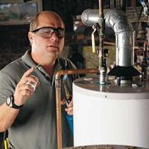 Our San Diego Plumbing Contractors Repair Water Heaters